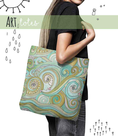 art-tote-bag