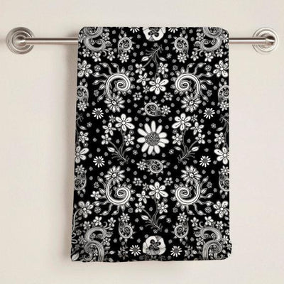 bath-towel-bw-floral
