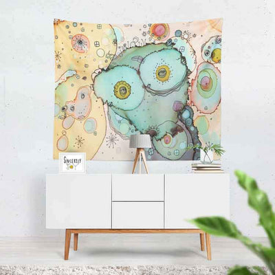 Wall Art Tapestry 'I See You'