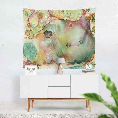 Wall Art Tapestry 'Moose'