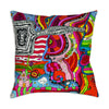 Art Throw Pillow 'Multi'