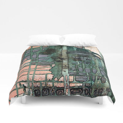 Duvet Cover 'Trapped'