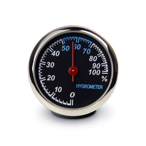 Car Clock/Thermometer/Hygrometer