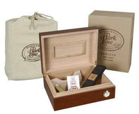 complete humidor kit with cutter and humidification fluid