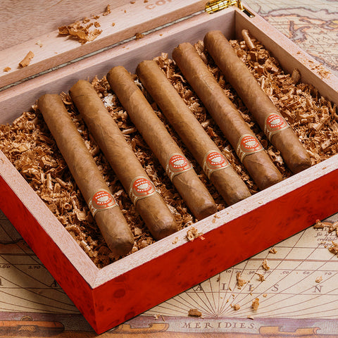 Spanish Cedar Humidor Shavings For Relative Humidity (RH) Control And Flavor Enhancement