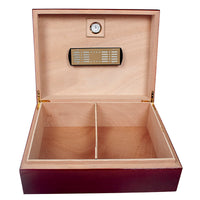 """Laquer of Patzcuaro"" Special Edition Hand Crafted 125 Cigar Spanish Cedar Humidor from Park Lane (Laca de Patzcuaro)"