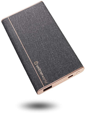 Unitron World Ultra Slim Power Bank 5000mAh