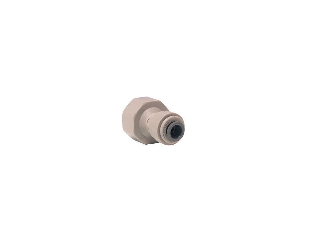 John Guest FEMALE ADAPTOR BSP Thread - Small Cone End