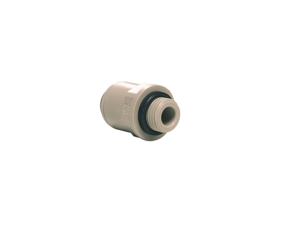 John Guest Straight Adaptor Bsp Thread