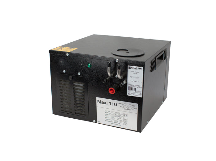 Maxi 110 1 Product Shelf Cooler With Recirc