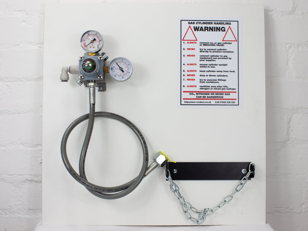 Primary CO2 Regulator (DTS0060)