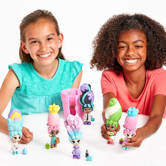 Skyrocket Blume Doll, Series 1 (Assorted 4-Pack)