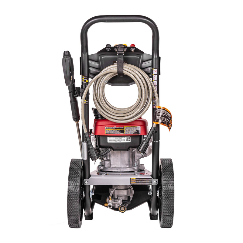 Simpson MegaShot 3,000 PSI 2.4 GPM Gas Pressure Washer with Honda Engine, 60805R, Factory Refurbished