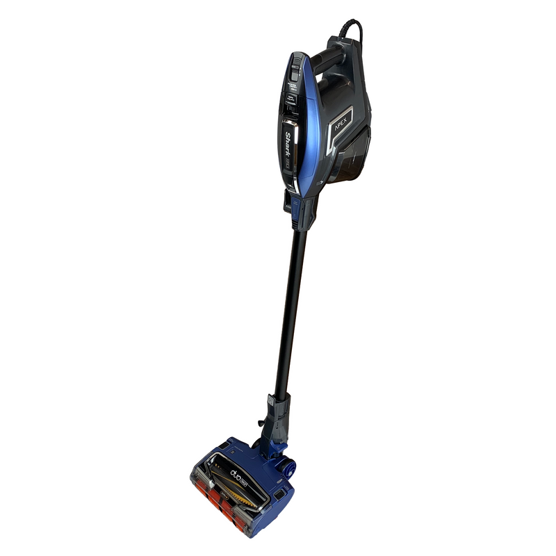 Shark APEX DuoClean Vacuum with Self-Cleaning Brushroll, ZS364, Factory Refurbished