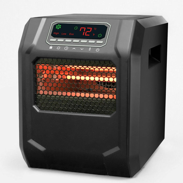 Warm-Living 6 Element 1,500 Watt Infrared Quartz Heater