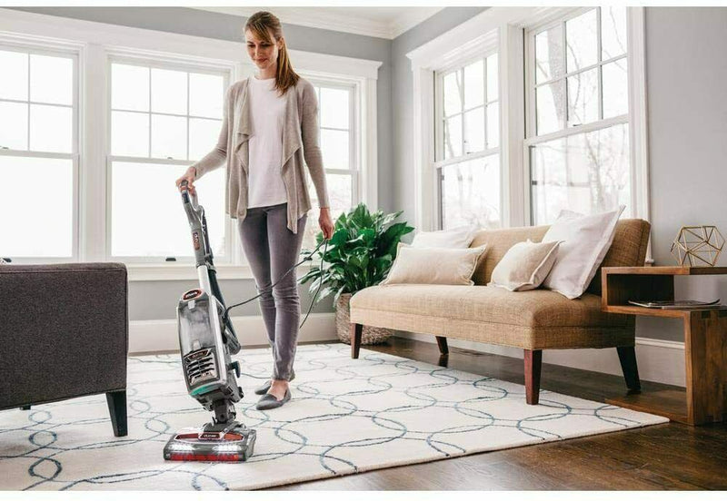 Shark Navigator UV810 DuoClean Powered Lift-Away Speed, Bagless Carpet and Hard, Factory Refurbished