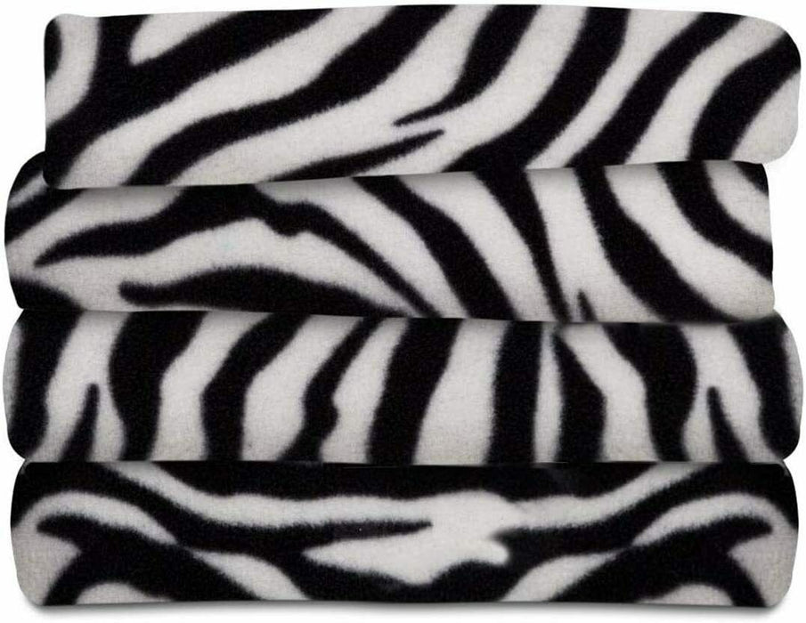 Sunbeam Electric Heated Throw Blanket, Zebra