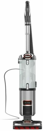 Shark DuoClean Slim Upright Bagless Vacuum Cleaner, NV201, Factory Refurbished