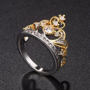Lovely Crown Ring