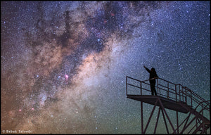 """Reaching For The Stars"" original Astro Photo by Babak Tafreshi"