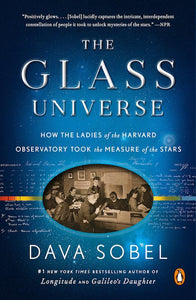"Personalized Signed ""The Glass Universe"" by Dava Sobel"