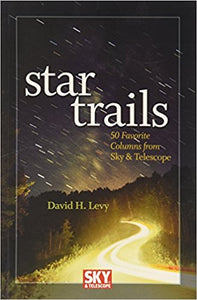 "Personalized Signed ""Star Trails"" by David Levy"
