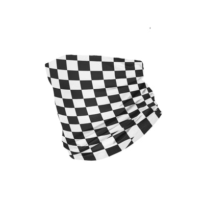 Banana Bandanas Checkmate headband gingham checkerboard spread folded photo