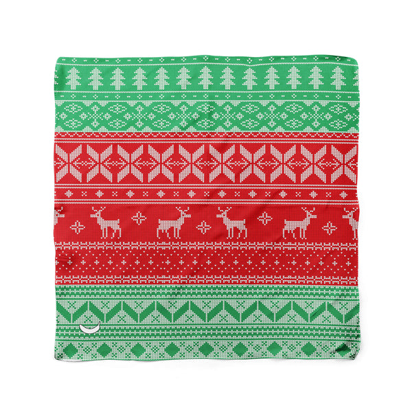 Banana Bandanas Christmas Sweater dog bandana