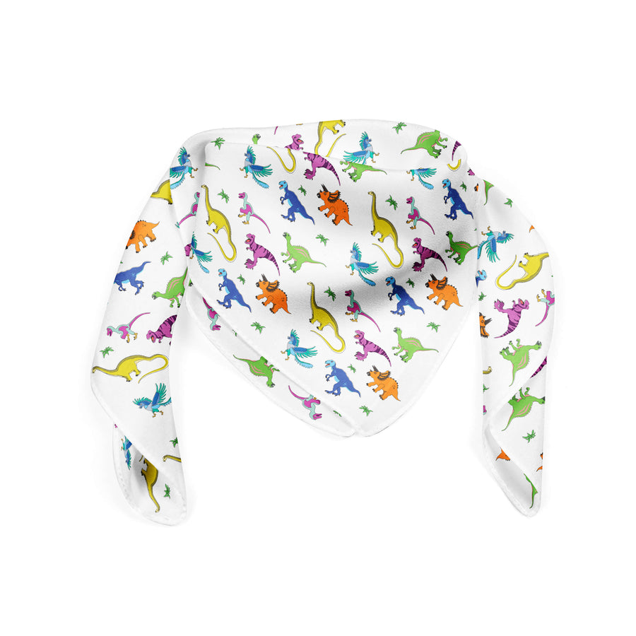 Banana Bandanas Derpy Dinos bandana dinosaur illustration flat photo