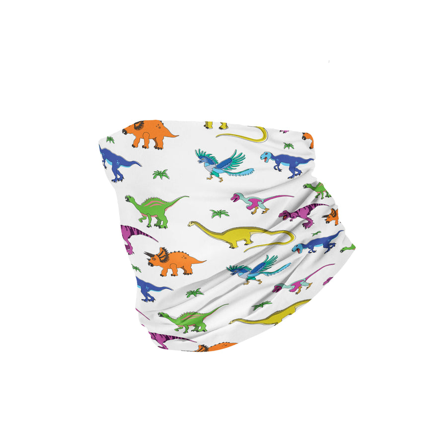 Banana Bandanas Derpy Dinos headband dinosaur illustration flat photo