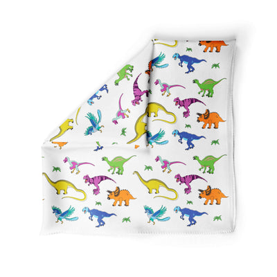 Banana Bandanas Derpy Dinos dog bandana dinosaur illustration alternative photo