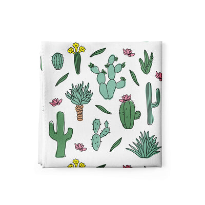 Banana Bandanas Desert Dreams bandana cactus illustration alternative photo