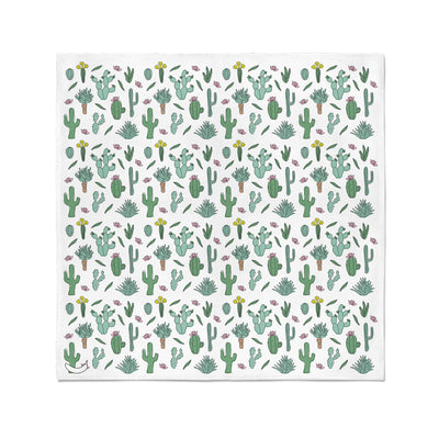 Banana Bandanas Desert Dreams bandana cactus illustration flat photo