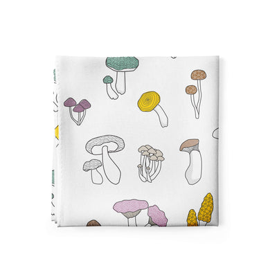 Banana Bandanas Forehead Forager bandana mushroom illustration alternative photo