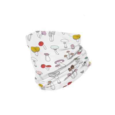 Banana Bandanas Forehead Forager headband mushroom illustration folded photo