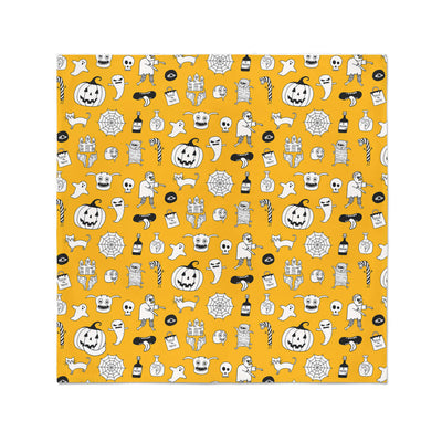 Banana Bandanas hocus pocus bandana cute halloween bandana orange flat photo