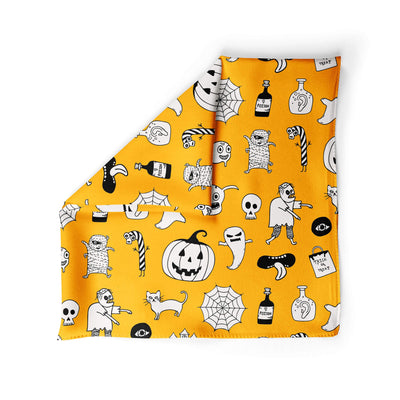 Banana Bandanas hocus pocus dog bandana cute halloween dog bandana orange alternative photo