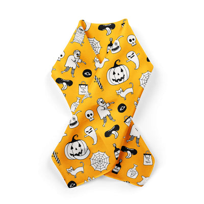 Banana Bandanas hocus pocus overripe bandana cute halloween overripe bandana orange alternative photo