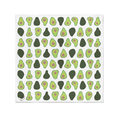 Banana Bandanas Holy Guacamole bandana avocado illustration flat photo