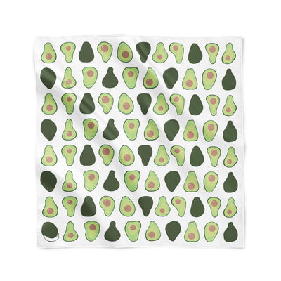 Banana Bandanas Holy Guacamole overripe bandana avocado illustration flat photo