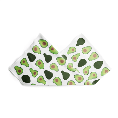 Banana Bandanas Holy Guacamole overripe dog bandana avocado illustration alternative photo
