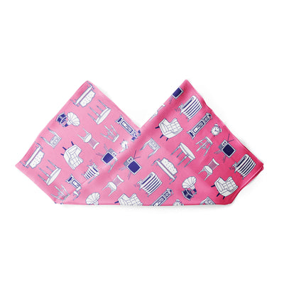 Banana Bandanas Home Sweet Home overripe dog bandana furniture home illustration overripe dog bandana bubblegum pink alternative photo