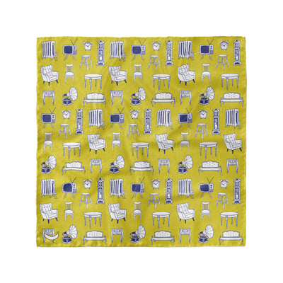 Banana Bandanas Home Sweet Home overripe dog bandana furniture home illustration overripe dog bandana hot mustard flat photo