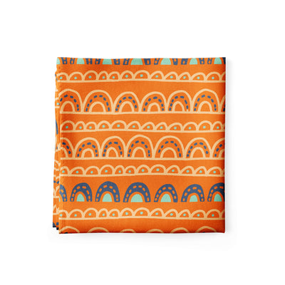 Banana Bandanas Magic Carpet Ride bandana orange magic carpet bandana alternative photo