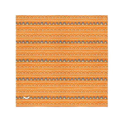 Banana Bandanas Magic Carpet Ride bandana orange magic carpet bandana flat photo