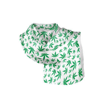 Banana Bandanas Mary Jane Maze overripe bandana weed illustration folded photo