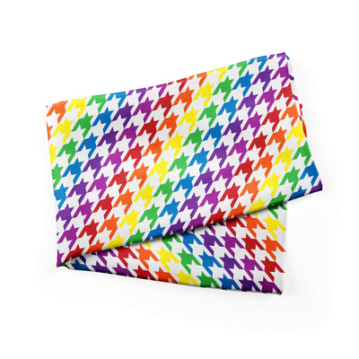 Banana Bandanas Rainbow Houndstooth bandana pride pattern alternative photo