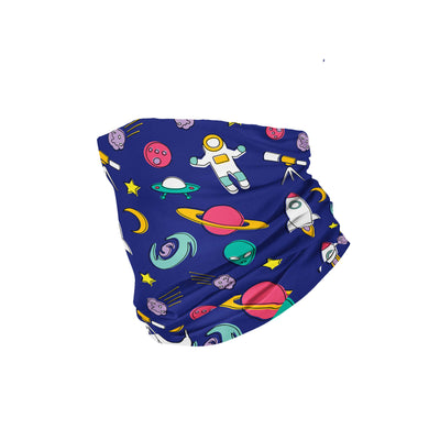 Banana Bandanas Space Explorer headband space illustration folded photo