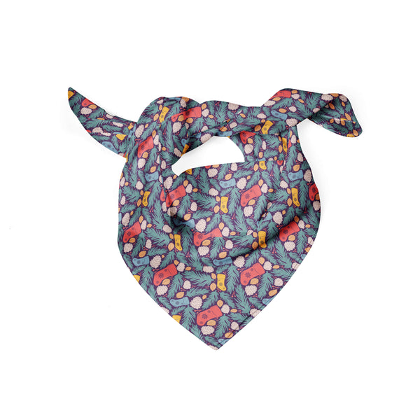 Banana Bandanas Stocking Surprise dog bandana
