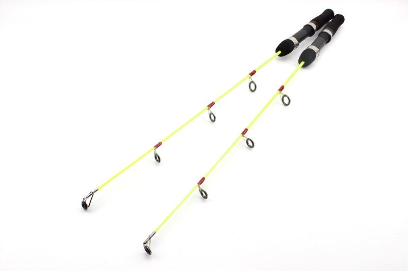 Lightweight Ice Fishing Rod set of 2